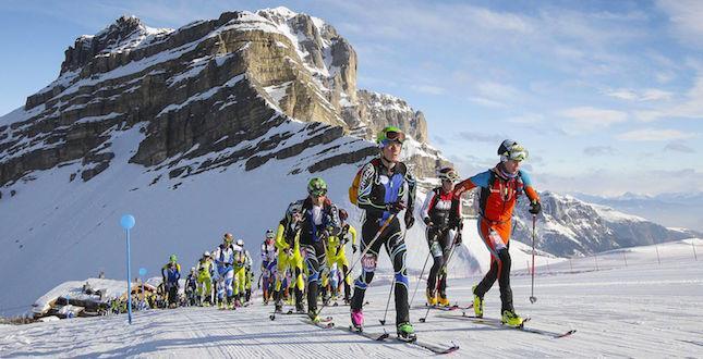 Madonna di Campiglio: tornano le finali di Coppa del Mondo di sci alpinismo