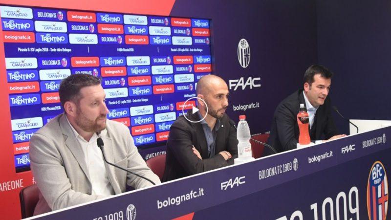Il prossimo campionato inizierà il 19 settembre 2020. E il Bologna posticipa di una settimana il ritiro a Pinzolo