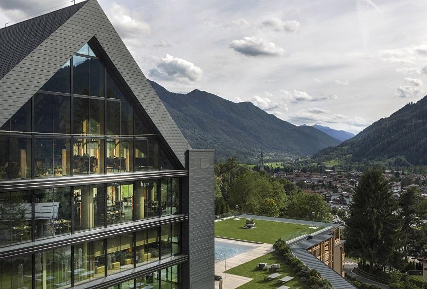 Il primo compleanno per Lefay Resort & SPA Dolomiti…
