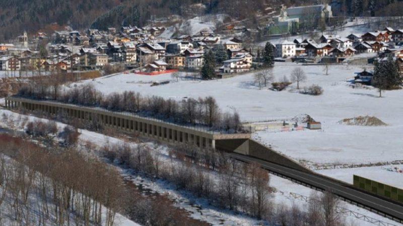 Nel DPS della PAT per gli anni 2020-2022 c'è anche uno stanziamento per la Circonvallazione di Pinzolo
