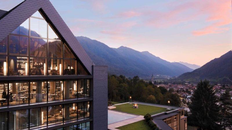 Lefay Resort Dolomiti tra i sei hotel di montagna segnalati da Vogue