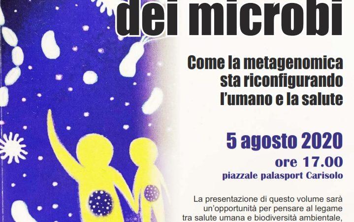 Presentazione libro: Antropologia dei microbi di Roberta Raffaetà