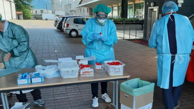 Aggiornamento situazione Coronavirus in Trentino – 13 agosto 2020: 2 nuovi positivi; scendono a 2 i ricoveri
