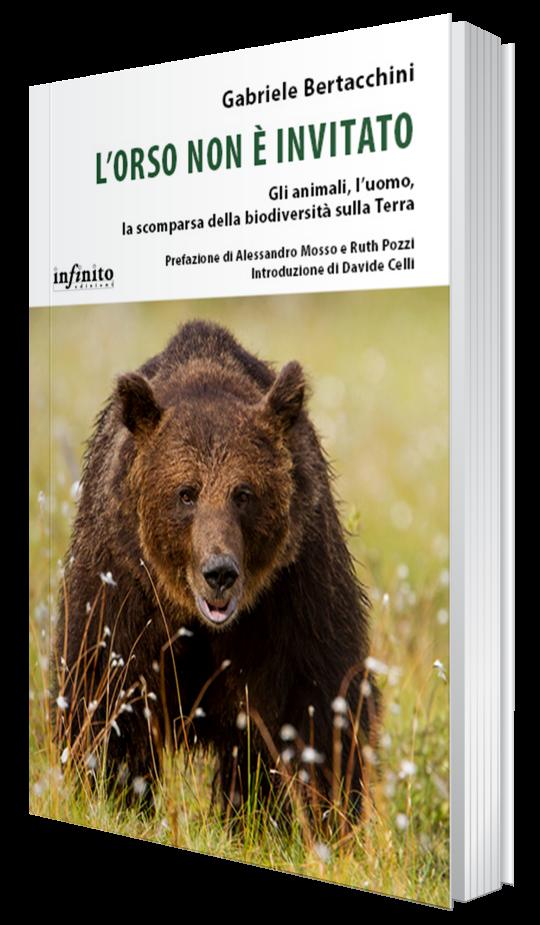 """L'orso non è invitato – gli animali, l'uomo, la scomparsa della biodiversità sulla Terra"""""""
