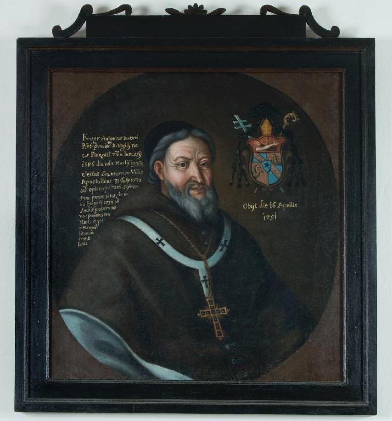 Arcivescovo Antonio Maturi - Inventario dei beni storici e artistici della diocesi di Trento
