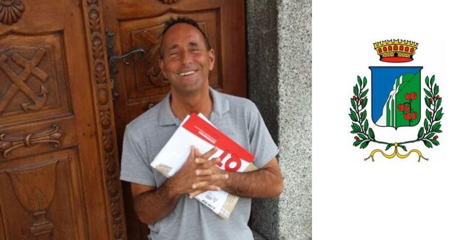 Alessandro Giacomini farà risparmiare più di 68.000 euro al comune di Massimeno
