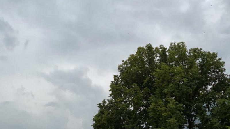 Attenzione ai temporali: allerta (gialla) della protezione civile