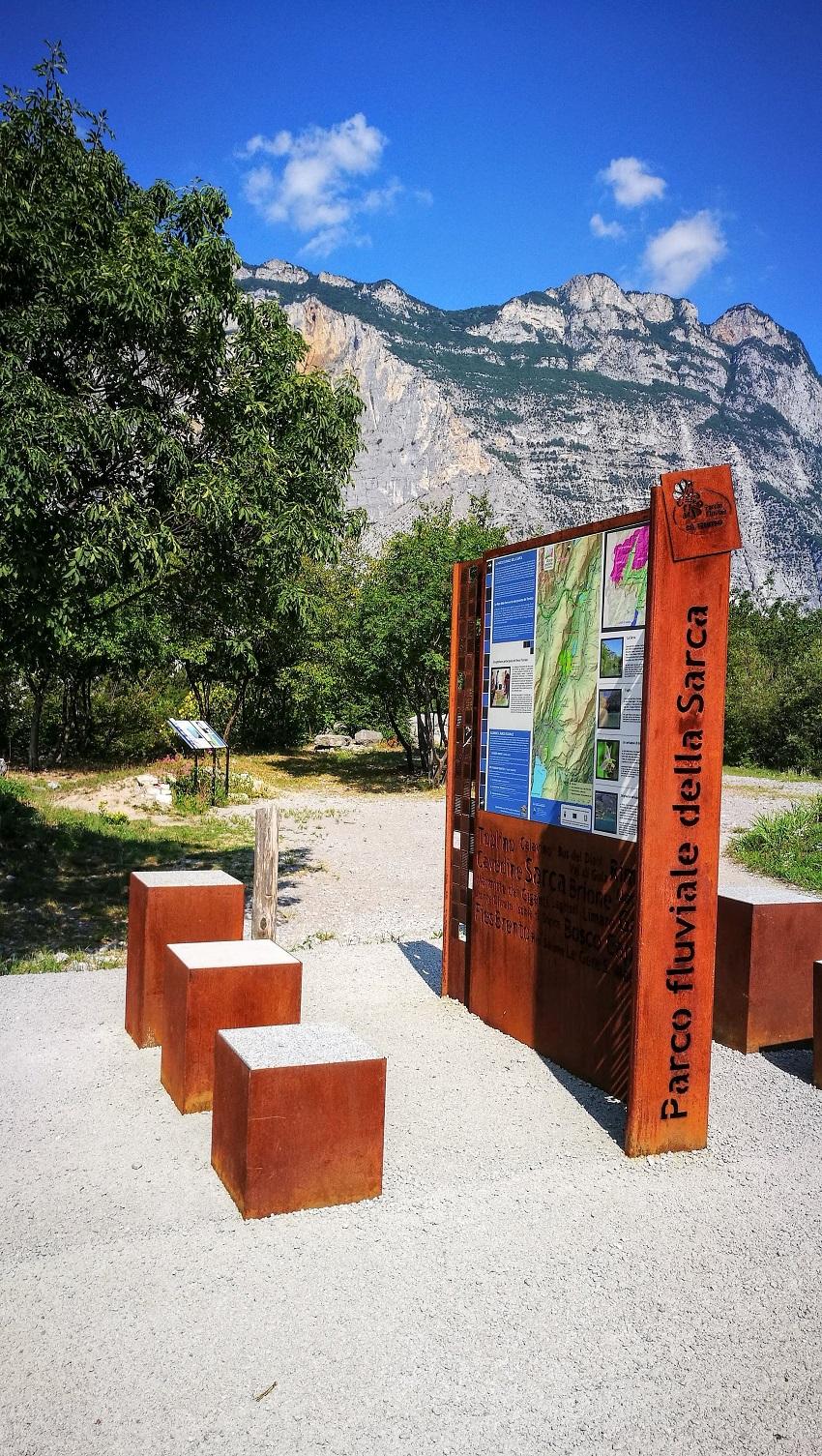 Porte parco, percorsi tematici, manutenzione sentieri. Le ultime decisioni della Conferenza del Parco Fluviale Sarca