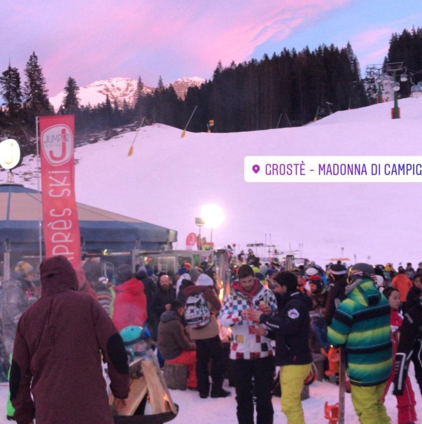 Sci e Coronavirus: après ski vietato nella prossima stagione invernale?