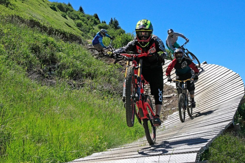 Pista Downhill