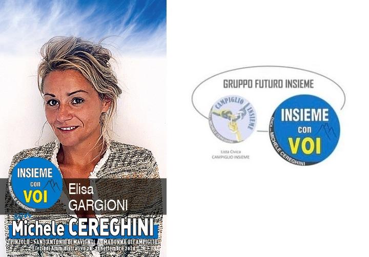 Candidata ELISA GARGIONI – Lista Insieme con Voi