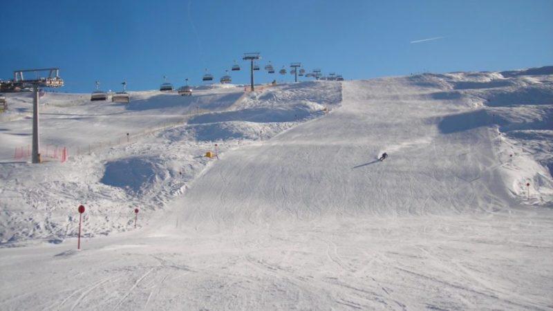 Il prossimo sarà un fine settimana di freddo e neve sulla Skiarea Campiglio