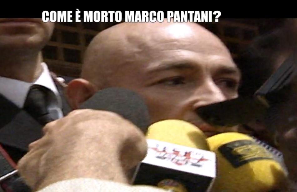 Marco Pantani a Madonna di Campiglio