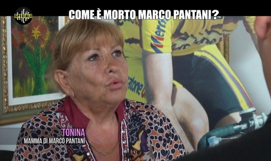 La mamma di Marco Pantani ha voluto alloggiare all'hotel Touring di Madonna di Campiglio