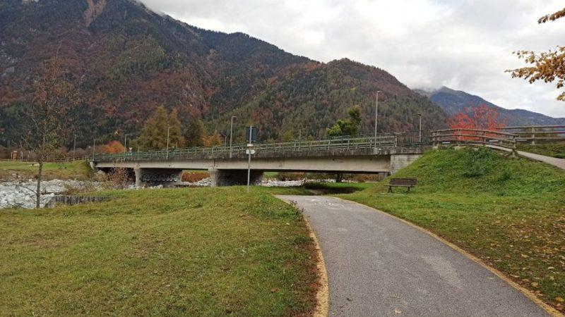 La storia del ponte di san Rocco tra Pinzolo e Carisolo