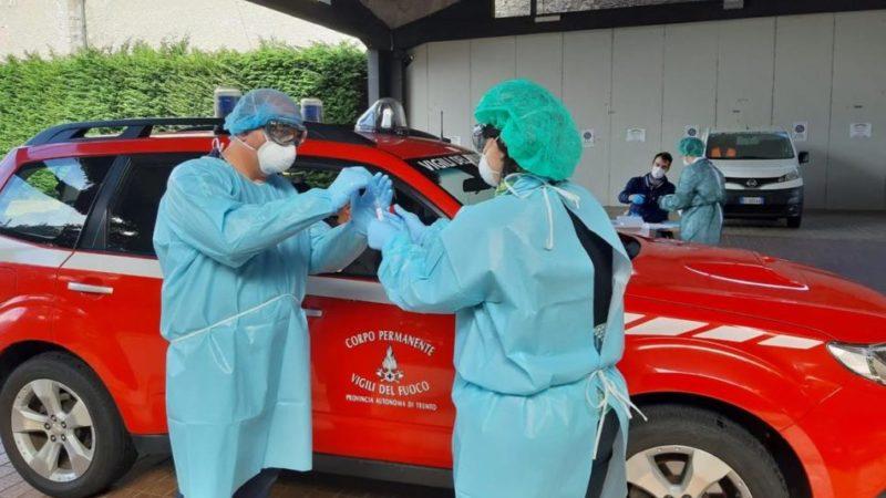 Aggiornamento situazione Coronavirus in Trentino – 28 novembre 2020: 219 nuovi positivi, altri 6 decessi, quasi 4.000 tamponi, 397 guariti