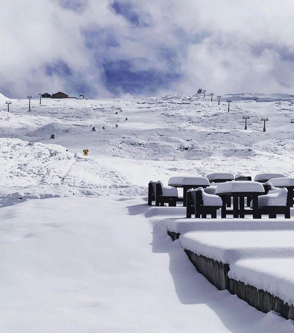 La prima neve è già arrivata ma crescono le preoccupazioni per l'imminente stagione invernale