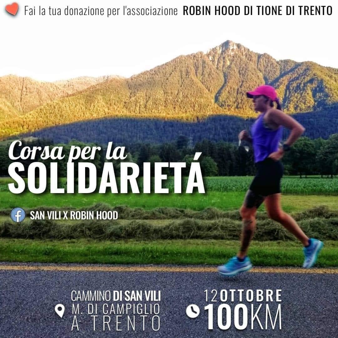 San Vili: il 12 ottobre la corsa per la solidarietà di Emilia Juliano