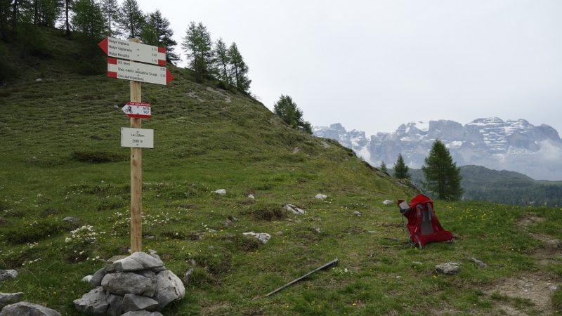 Rinnovata la segnaletica nel Parco Naturale Adamello Brenta