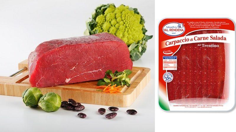 Il successo commerciale della Carne salada del Trentino non è solo una moda