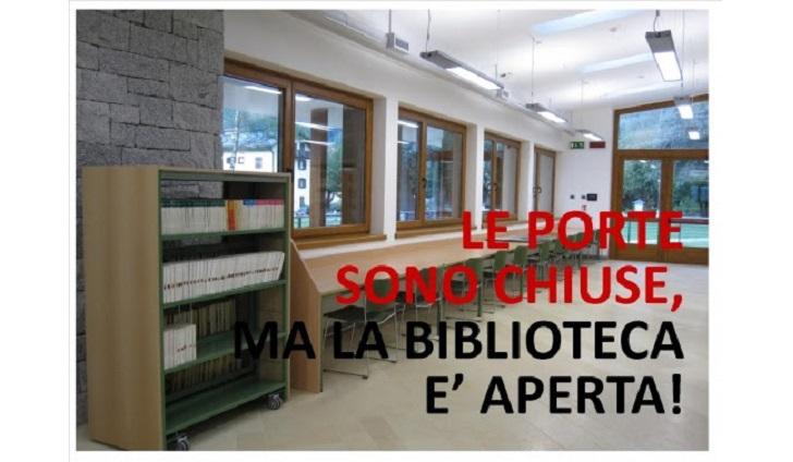 Biblioteche chiuse – A sorpresa su misura