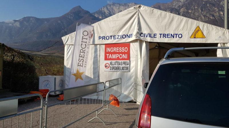 Aggiornamento situazione Coronavirus in Trentino – 2 dicembre 2020: 278 casi positivi, 3 decessi, 267 guariti