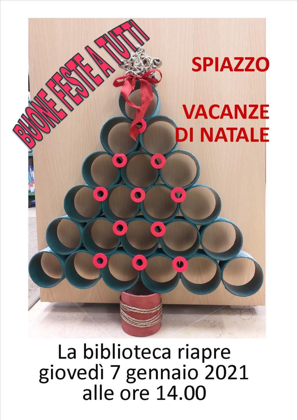 Biblioteca Spiazzo