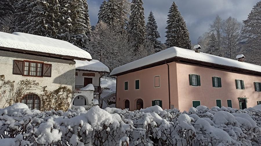 Natale 2020 in Val Rendena