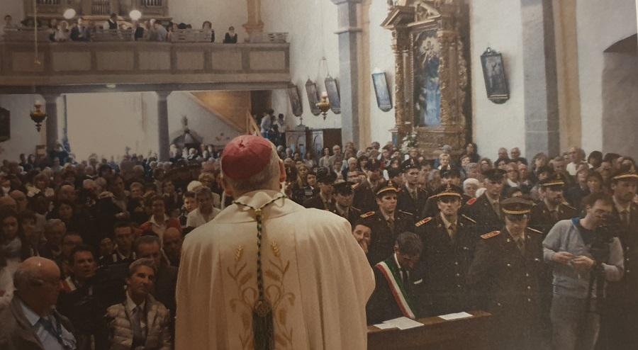 Vescovo Tisi Lauro