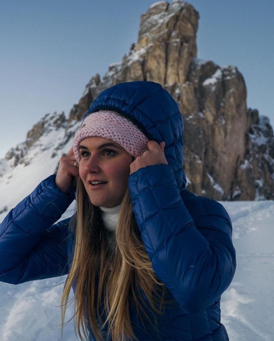 """Laura Pirovano a Cortina con le altre Azzurre per una """"ricognizione"""" mondiale"""