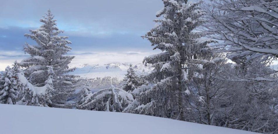 In Trentino ancora temperature basse