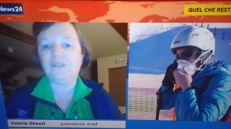 Valeria Ghezzi, presidente ANEF: improbabile la ripartenza alla vigilia del Martedì Grasso