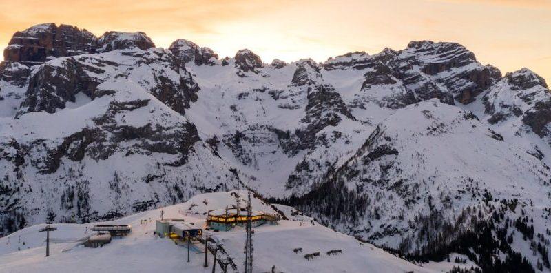Il possibile avvio della stagione dello sci è stato rinviato almeno al 15 febbraio