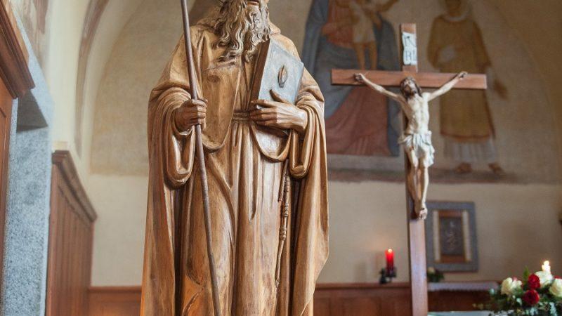 """Sant' Antonio Abate, Patrono di S. Antonio di Mavignola,una ricorrenza che quest'anno si svolgerà prevalentemente""""nel segno del Sacro"""""""