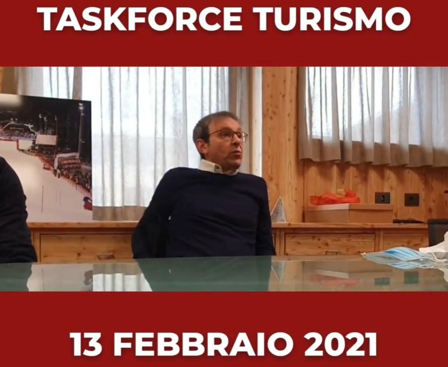 Roberto Failoni interviene in apertura della TASKFORCE DEL TURISMO