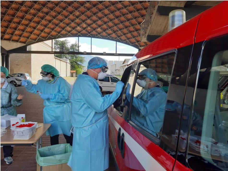 1 decesso, 84 nuovi positivi, oltre 90.000 vaccinazioni, 177 guariti in più