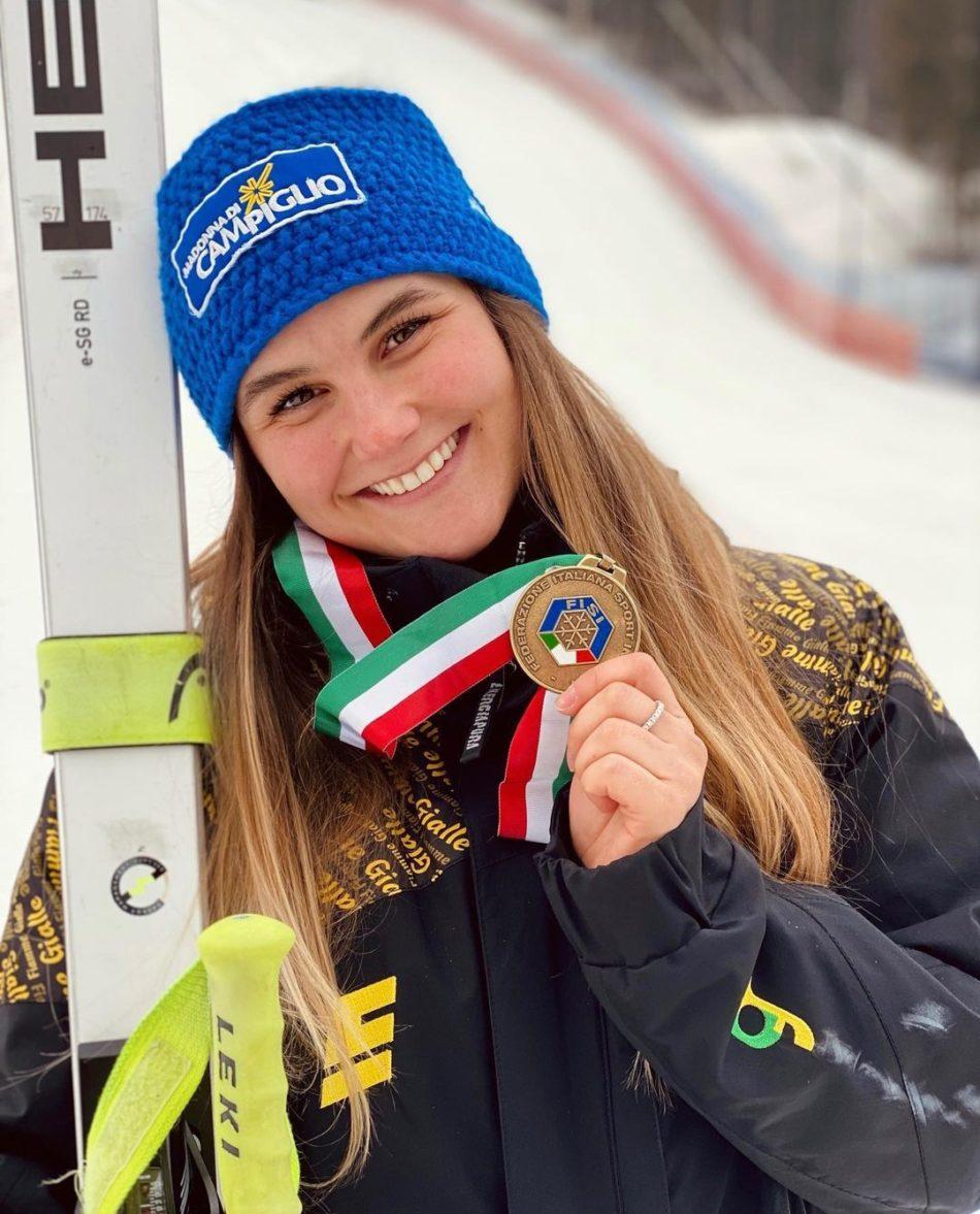 Laura Pirovano chiude in bellezza la stagione con una medaglia ai campionati italiani