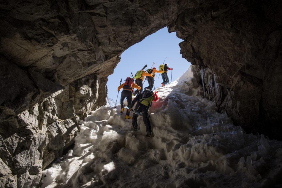 Definito il tracciato dell'Adamello Ski Raid 2021 Sviluppo di 34 km con 3.180 metri di dislivello