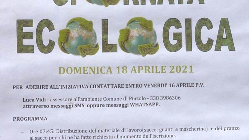 Giornata ecologica – Domenica 18 aprile 2021