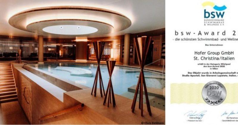 Due nuovi riconoscimenti per Lefay Resort & SPA Dolomiti