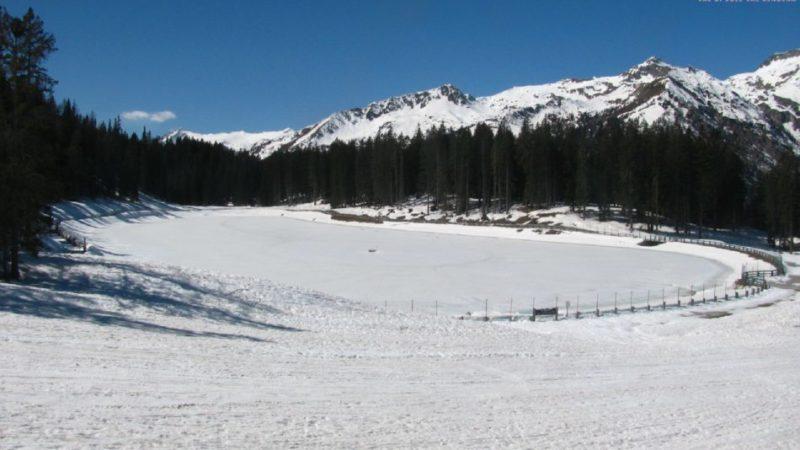 Le correnti settentrionali portano soltanto freddo e non la preannunciata neve