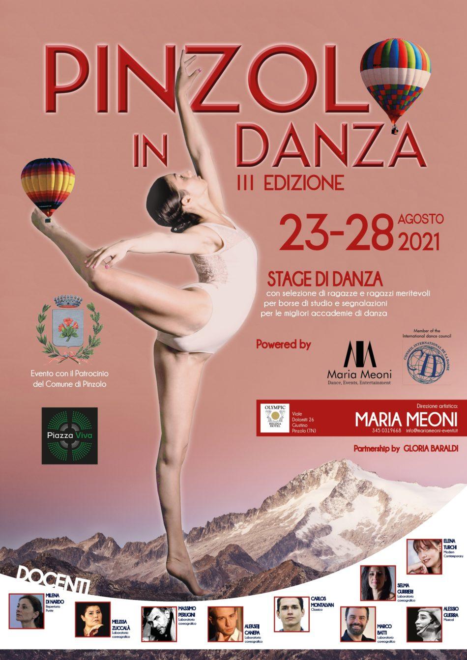 Pinzolo in Danza 2021