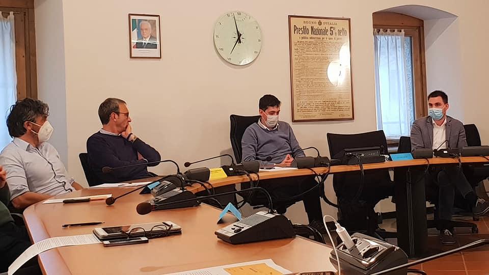 Incontro con l'Assessore Roberto Failoni