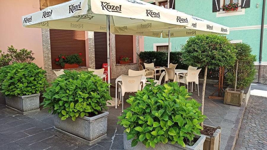 Bar Aquila Nera a Pinzolo