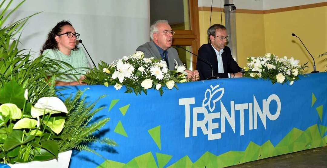 Francesca Marchetti, Giorgio Marchetti e Roberto Failoni