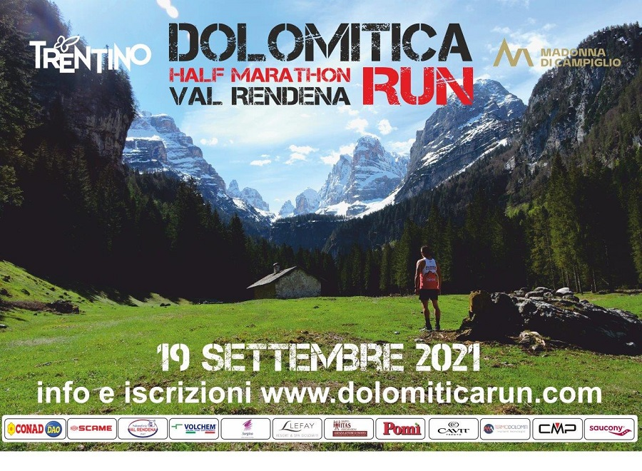 Dolomitica Run Val Rendena Half Marathon