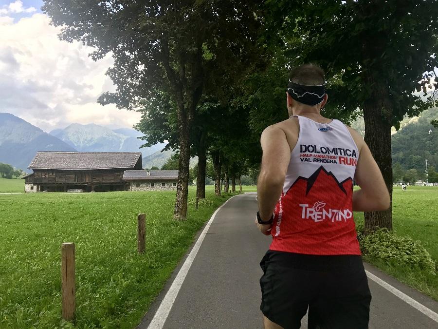 Dolomitica Run Val Rendena Half Marathon al via