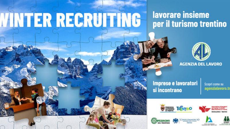 Stagione invernale: vuoi lavorare in Trentino?