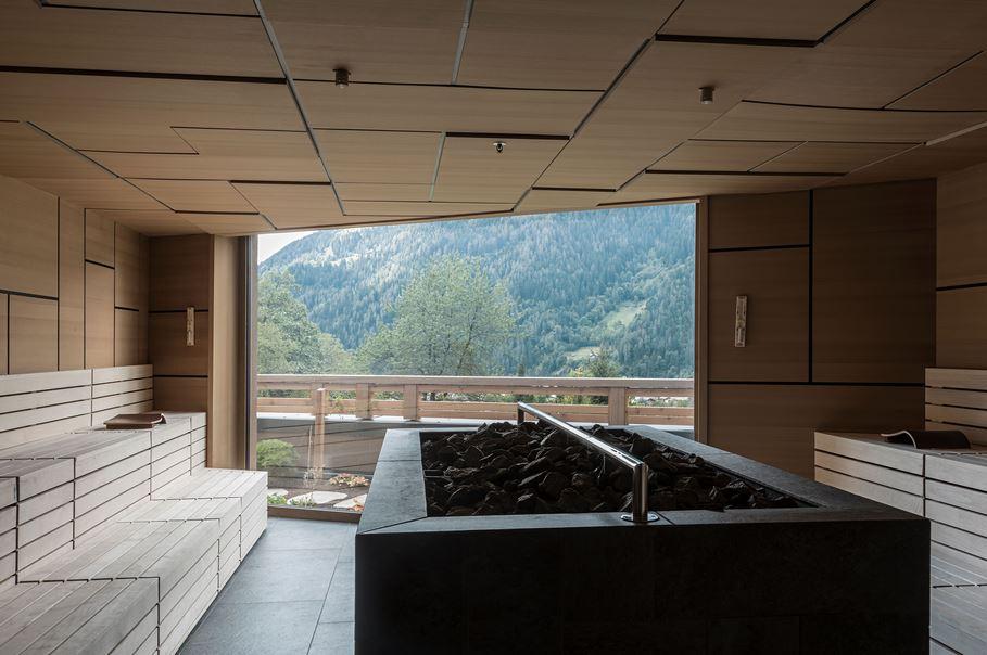 Lefay Resort & Spa Dolomiti, premiato per design e relax