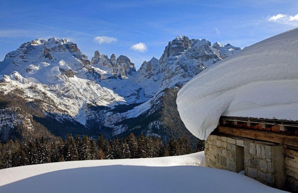 Neve record sulla Skiarea Campiglio